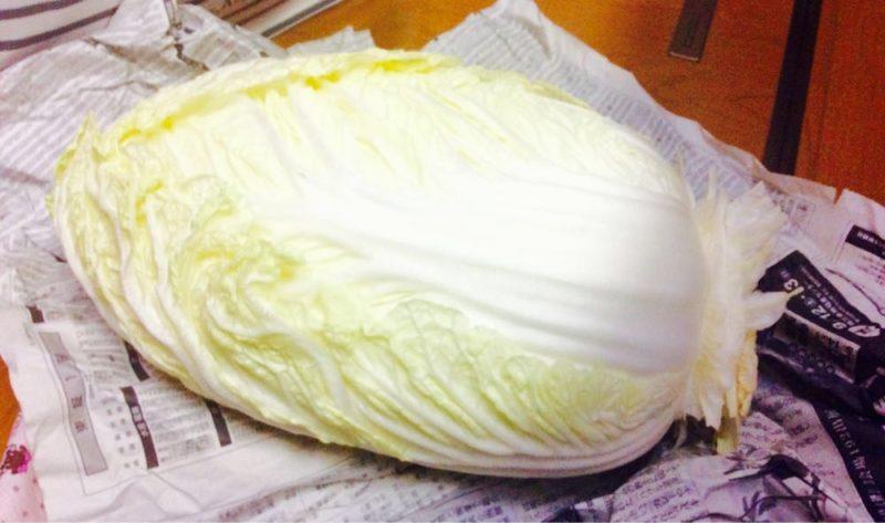 白菜の大量消費レシピ!白菜のベーコン煮でほかほか~