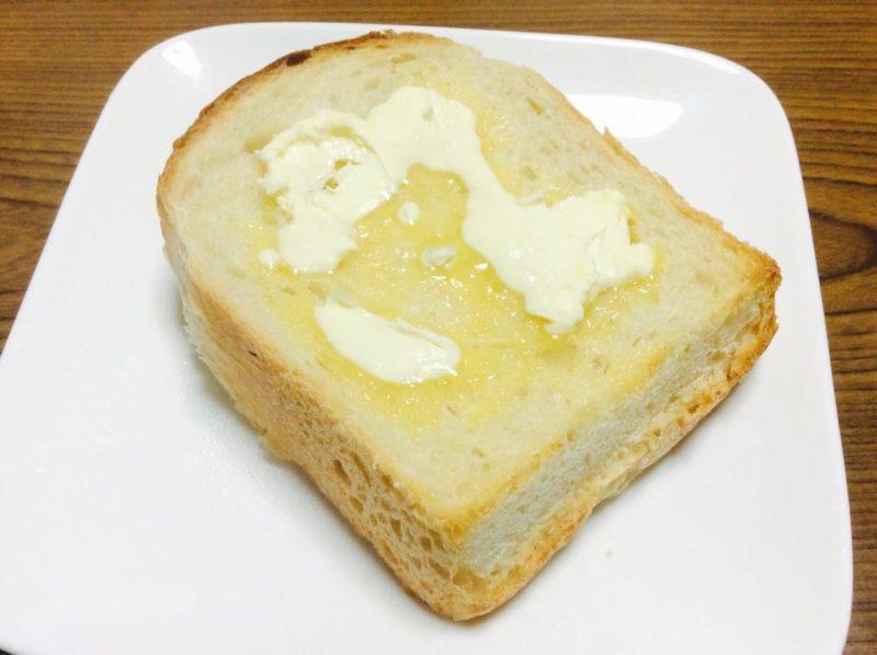 タカナベーカリーさんのハードトースト