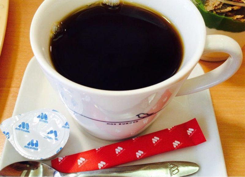 モスコーヒーが美味しい!ブラック好きなら試して欲しい。
