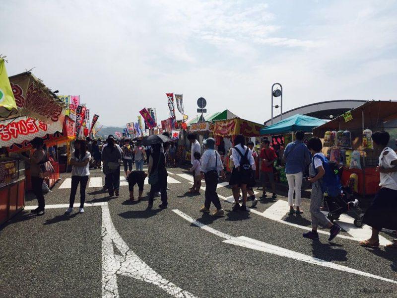柏崎のお祭り【かしわざき風の陣2016】へ行って来ました!