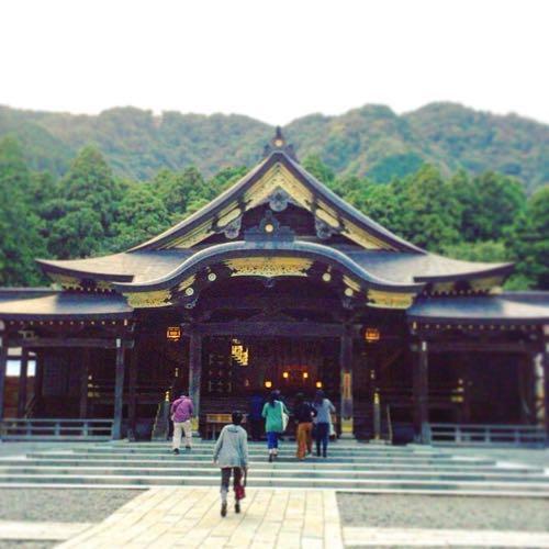 弥彦神社の紅葉の見頃はいつ?子連れで参拝して楽しむ見どころスポット