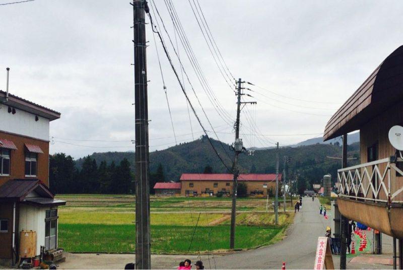 魚沼コシヒカリ紅葉マラソン2016