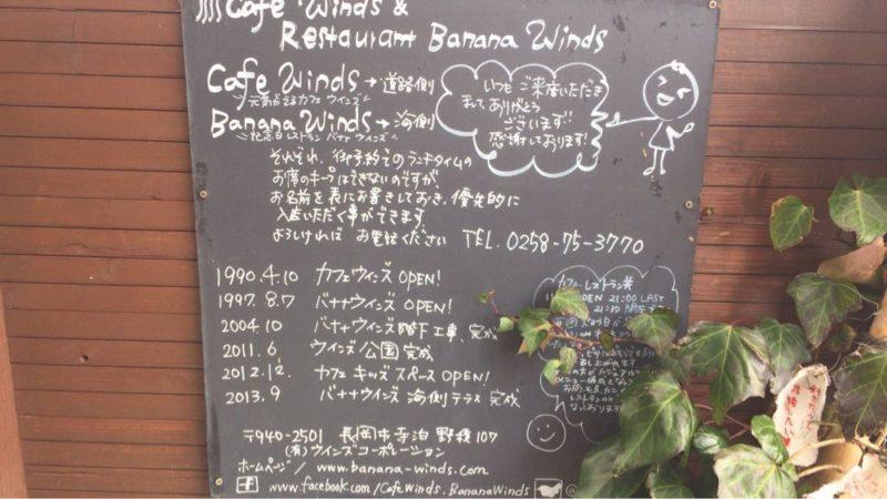 ウィンズ バナナ バナナウィンズ (Banana
