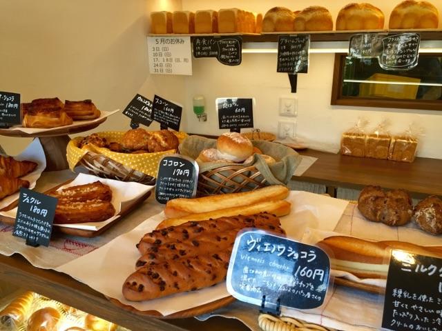 長岡市に「タカナベーカリー」という新しいパン屋さんがオープン!