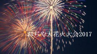 【おぢや大花火大会2017】今年は8月19日(土)に開催!混雑を避けた花火スポットを市内からピックアップ