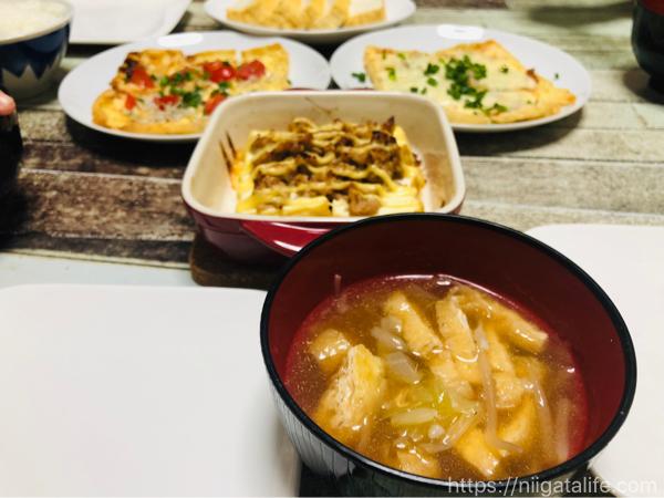 「小千谷 とうふ工房豆ノ助」の生揚げと油揚げレシピが美味しい!