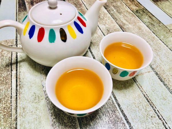 強烈な香りが中毒性を生む「京都・一保堂」いり番茶