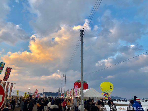 小千谷風船一揆2019!グローバルーンフェスティバル