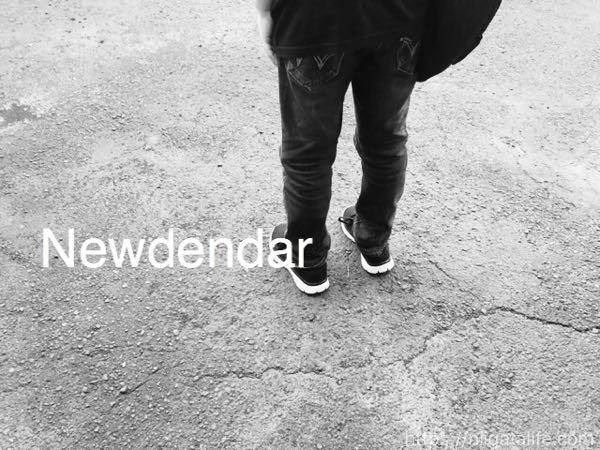 2千円台なのに高評価!Amazon「Newdendar」というスニーカーを買ってみました