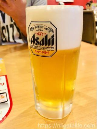 ガストの「生ビール割引クーポン」サイコー!