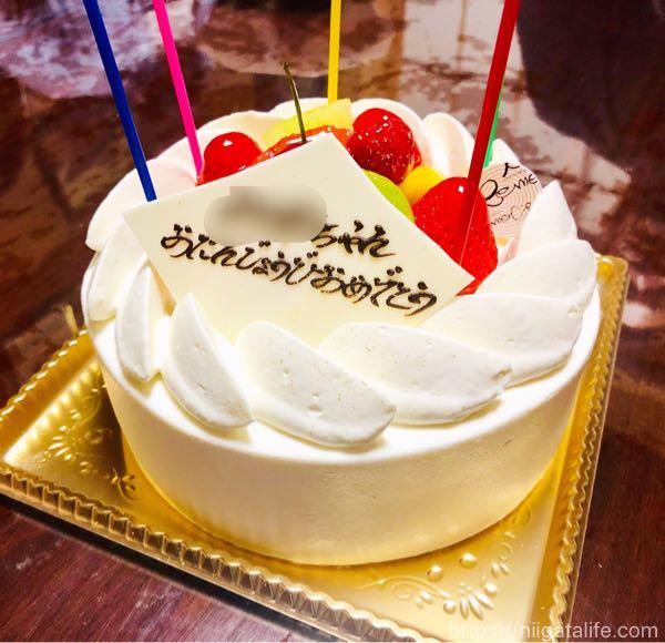 ルメルシーの桃丸ごと使った「もものタルト」がすごい!誕生日ケーキも食べましたレポ