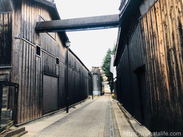 「発酵のまち、長岡」摂田屋編