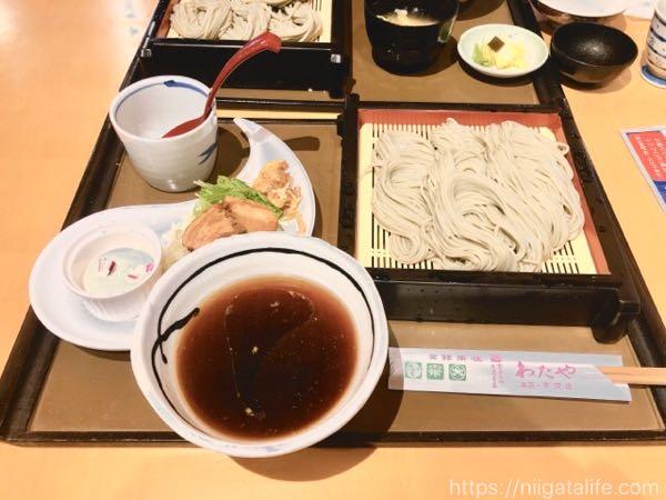 わたや×暁天コラボ!おぢや麺フェスinわたや平沢店へ!