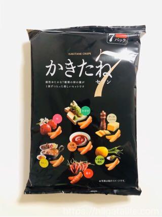 新発売「柿の種オイル漬けだし醤油仕立て」を食べてみた!