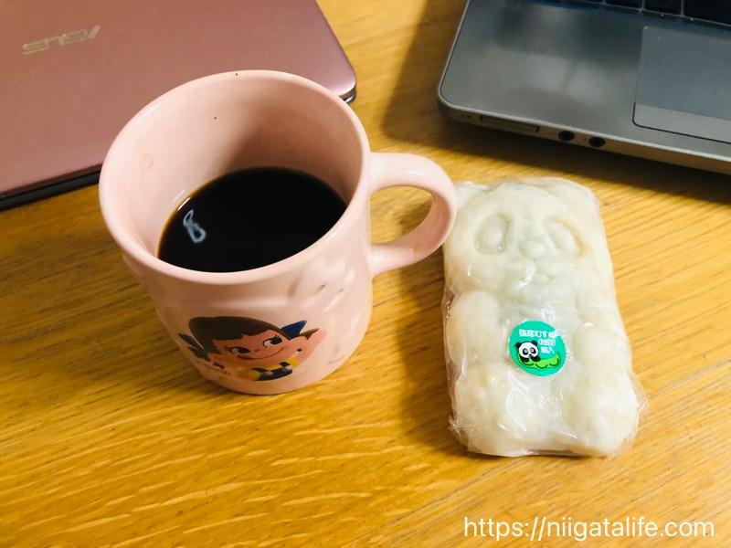 KONA SNOWカフェ「小千谷ブレンド」