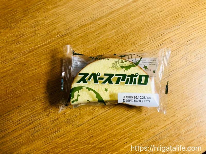 マツコと有吉で話題のスペースアポロが新潟にも売ってたよ!