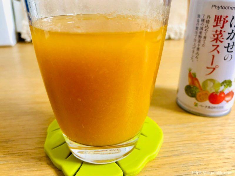 抗がん剤研究者直伝「はかせの野菜スープ」をモニターしてみました!