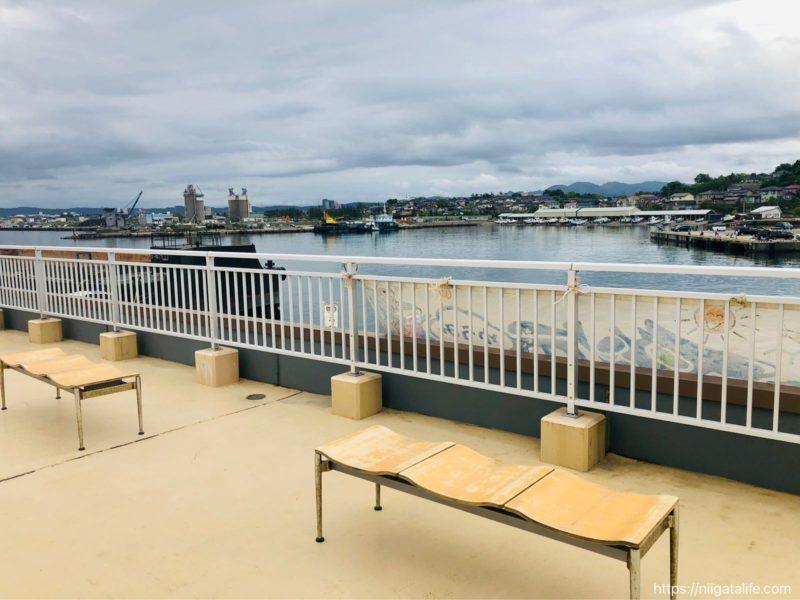 柏崎港にオープンした「夕海(ゆうみ)」へ!海の幸&スイーツをテイクアウトしたよー!