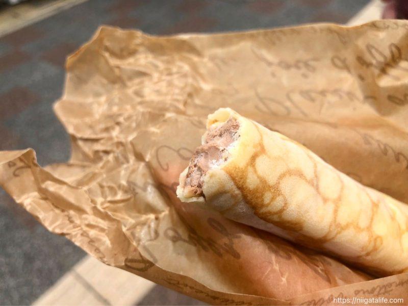 柏崎の「カフェフレーズ」さんのフルーツドリンク&アイスチーズケーキ♡