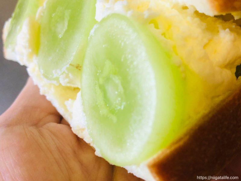 果物と笑顔が溢れるカネギフルーツ♪旬のフルーツサンドをいただきました